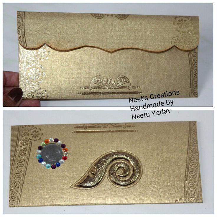 Money/Wedding Shagun Envelopes