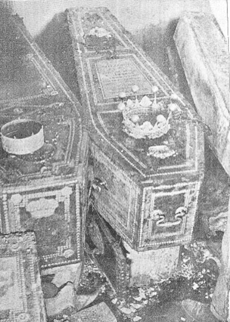 Lord Byron's casket   ... anyone have a source to prove this?