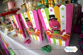 barney party theme - Google Search