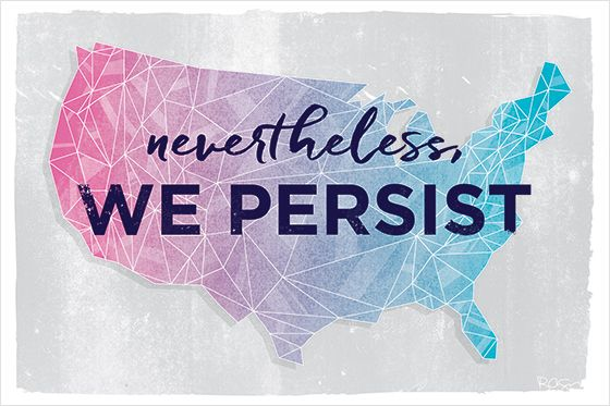 Print, Write, Mail – 24 Printable #Resistance Postcards