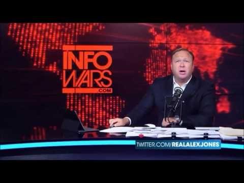 ALEX JONES : FRANCE HAS NO WAY OUT NOW BUT CIVIL WAR