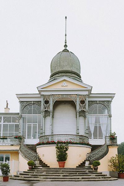 Hochzeitslocation: Kaiserloge Freudenau