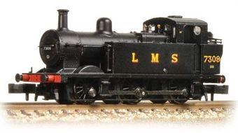 372-210A Class 3F Jinty 0-6-0T 7309 in LMS black £80.71