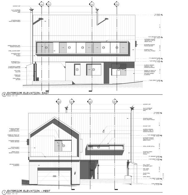 Architectural Drawings Of Modern Houses 14 best drawings images on pinterest | house drawing, modern