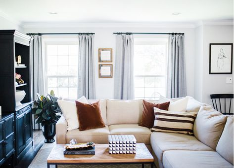 Step Inside a Completely Transformed Home with Modern Traditional Style | The Everygirl