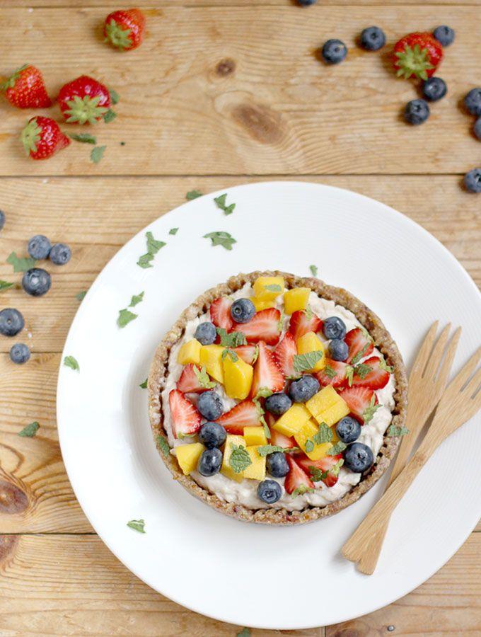 vegan-custard-taartjes-fruit-coconut
