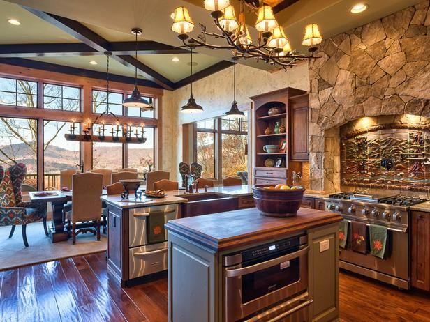 Traditional | Kitchens | Drury Design : Designers' Portfolio : HGTV - Home & Garden…