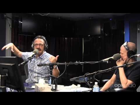 Marc Maron explains behind the scenes of President Obama Interview - @OpieRadio @JimNorton - YouTube