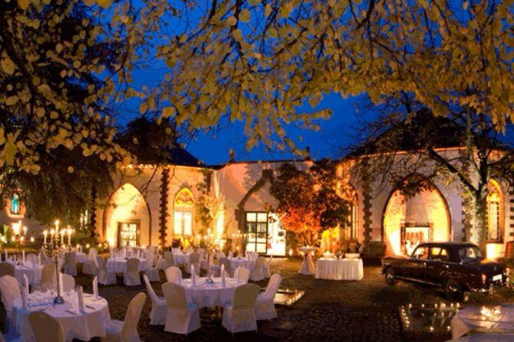 Feiern in der Orangerie im Nells Park / Nells Park Hotel Trier