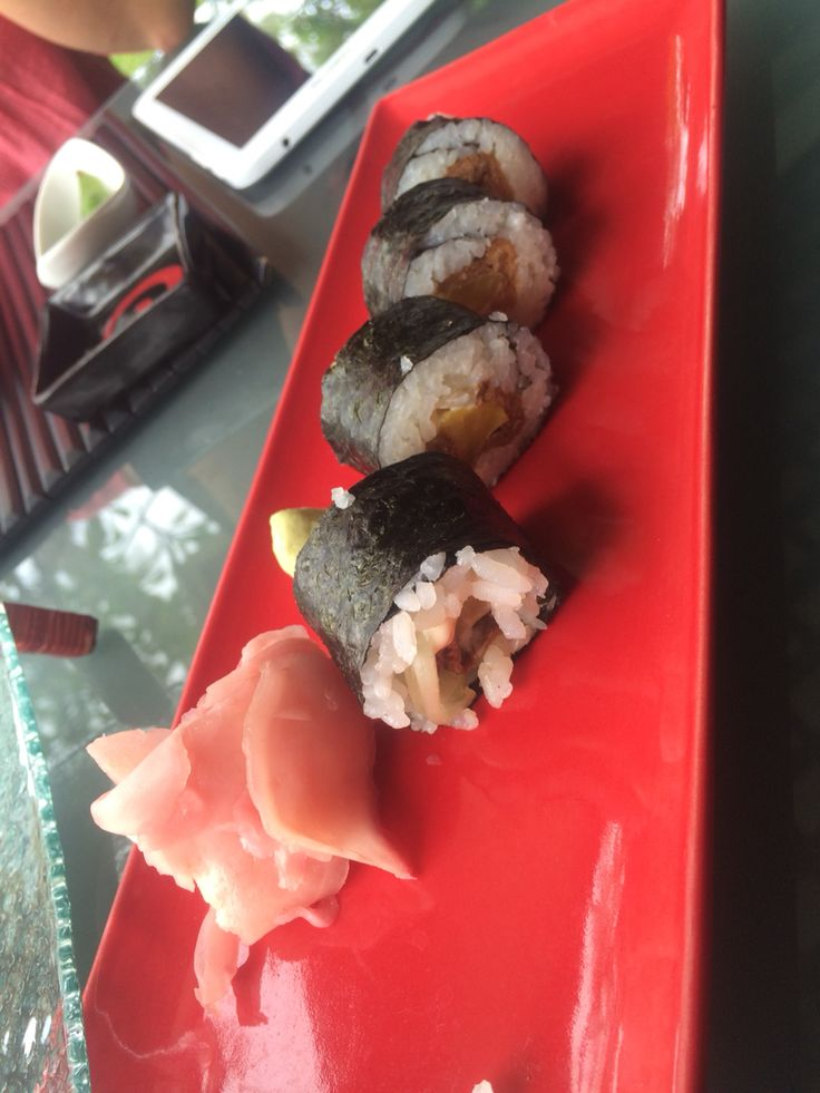 Another Sushi! at Maguro Asian Bistro, Nusa Dua Beach Hotel & Spa, Bali