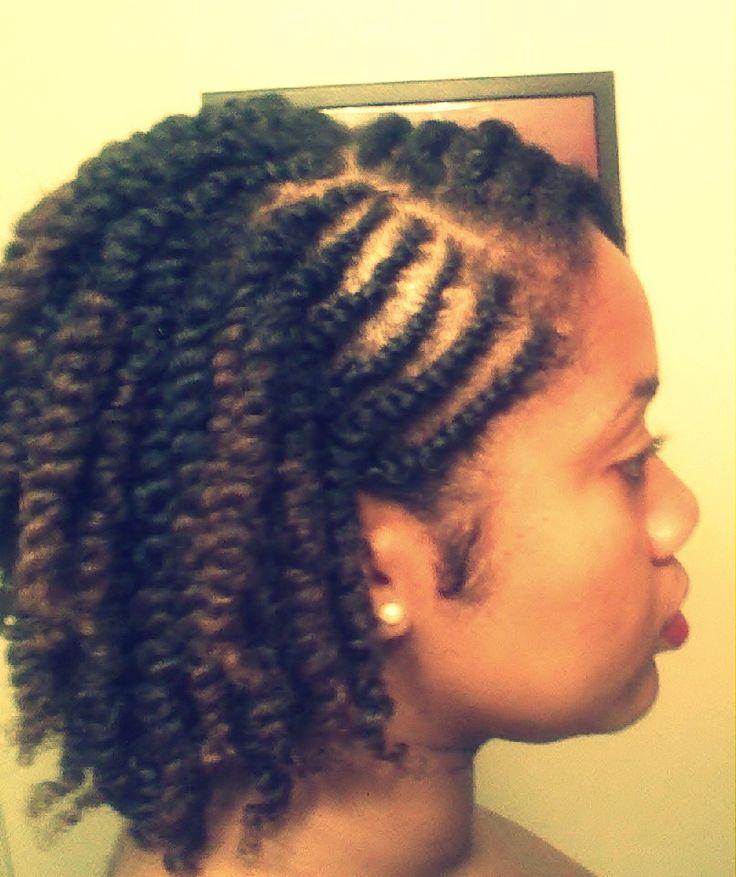 Groovy 1000 Ideas About Flat Twist On Pinterest Natural Hair Twist Short Hairstyles Gunalazisus