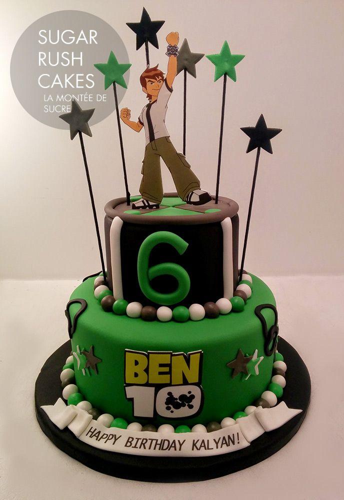 Image result for ben 10 fondant cake