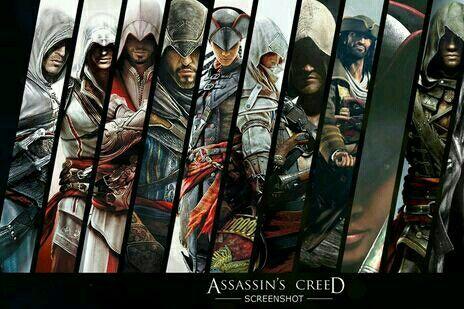 assassins creed saga