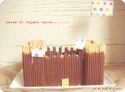 tarta cumpleaños oeste 9 Tartas de Cumpleaños originales para Niños