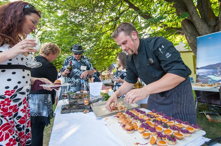 Local chefs compete in Similkameen wine and barbecue event