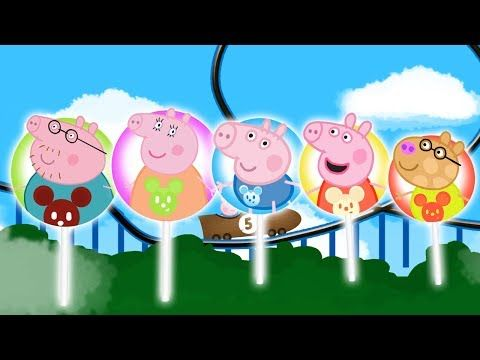 #Peppa Pig #Amusement #Park #Lollipop #Finger Family / #Nursery Rhymes - RoRo Fun Channel Youtube  #Masha   #bear   #Peppa   #Peppapig   #Cry   #GardenKids   #PJ  Masks  #Catboy   #Gekko   #Owlette   #Lollipops  #MashaAndTheBear  Make sure you SUBSCRIBE Now For More Videos Updates:  https://goo.gl/tqfFEb Have Fun with made  by RoRo Fun Chanel. More    HOT CLIP: Masha And The Bear with PJ Masks Catboy Gekko Owlette Cries When Given An Injection  https://www.youtube.com/watch?v=KVEK6Qtqo9M…
