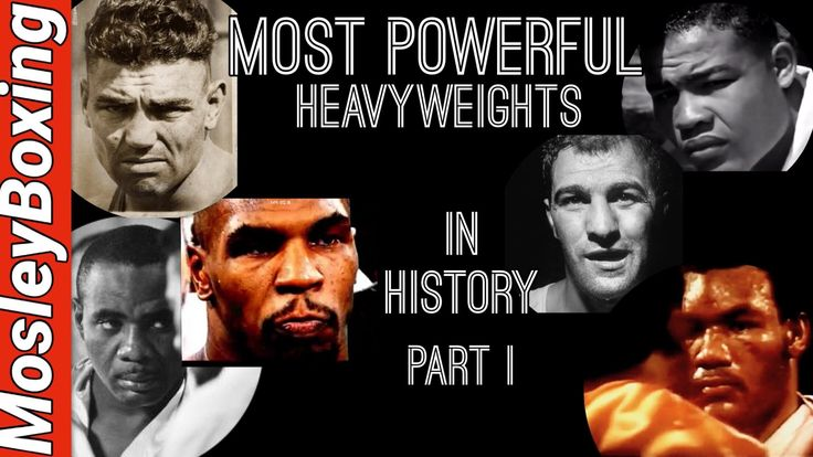 TERRIFYING KNOCKOUTS - Hardest Heavyweight Punchers in Boxing History (Part 1) - Vidme