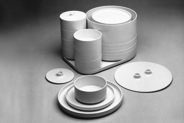 Компактный набор посуды Heller, 1964