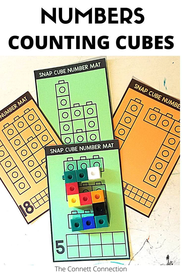 Counting Cube Mornings Tub For Numbers And Counting Snap Cubes Numbers Kindergarten Math Worksheets Snap Cubes [ 1102 x 735 Pixel ]