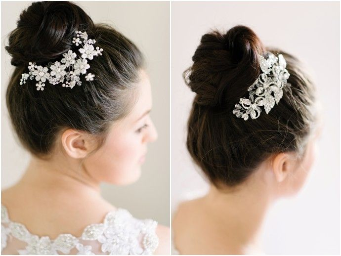 Pearl & Ivory | Hair Adornments and Bridal Accessories | www.pearlandivory.com