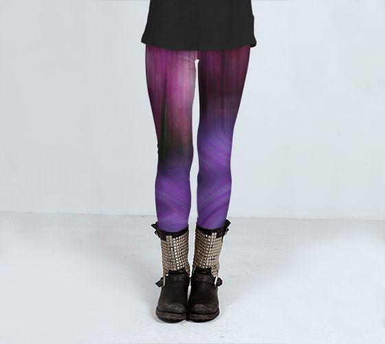 Fantasy forest by Angela Bruno (Leggings) - Art of where #leggings, #trousers, #clothing, #women