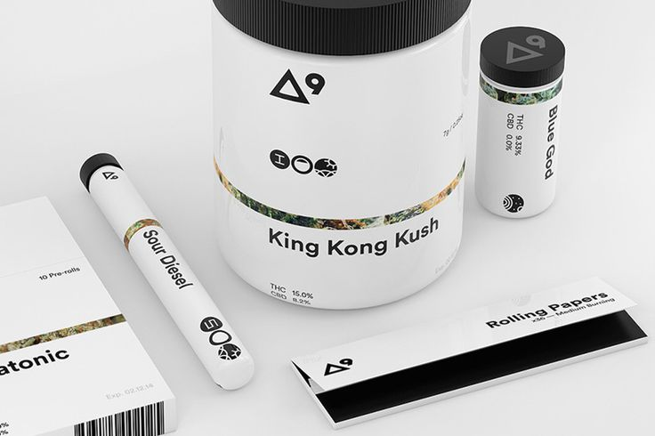 Professional design firms are revolutionizing marijuana design in branding and packaging.