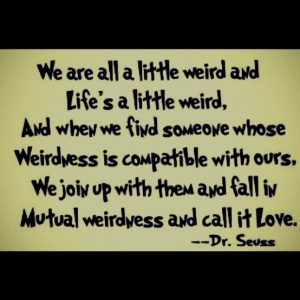 dr.seuss on love