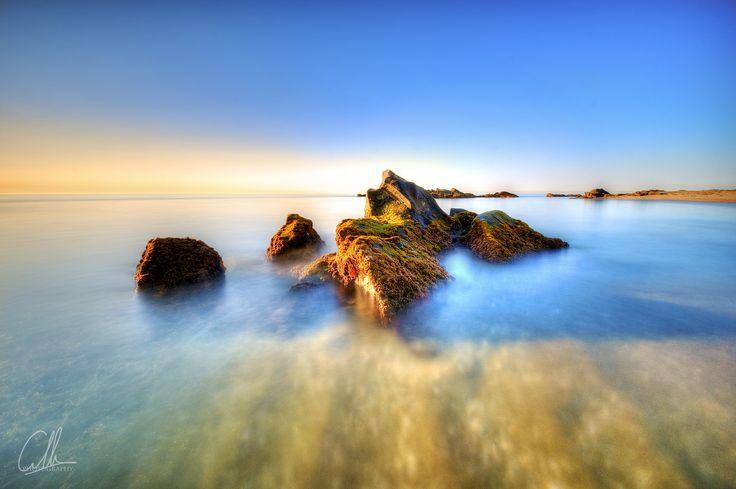 https://flic.kr/p/pmAbJA | Playa Piedra del Cura (Mijas, Malaga)