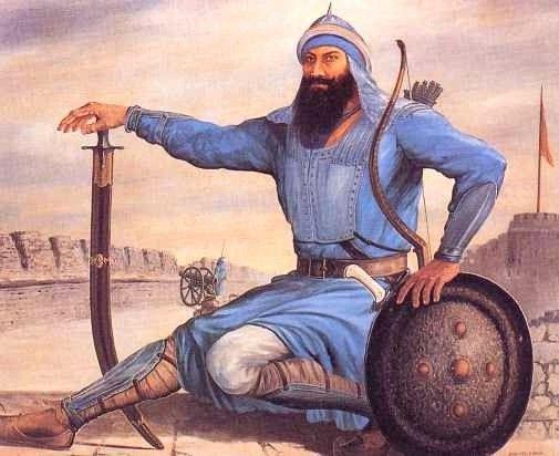 Bandha Singh Bahadur Ji