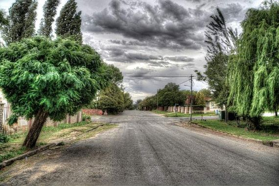 The Street by Photofusion on Etsy, $35.00