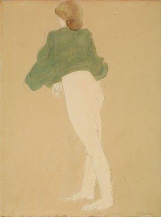 Rodin Auguste - Artista - Colecciones Artísticas FUNDACIÓN MAPFRE