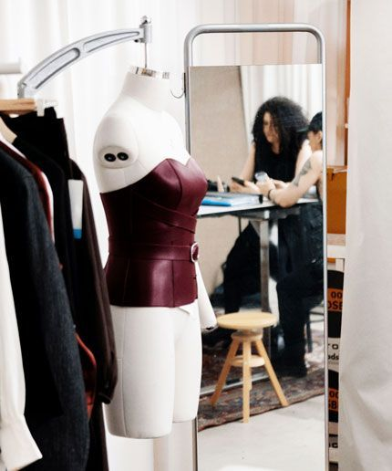 This Beyoncé-Vetted Designer Is Doing An & Other Stories Collab #refinery29  http://www.refinery29.com/2016/05/110383/and-other-stories-zana-bayne-collaboration