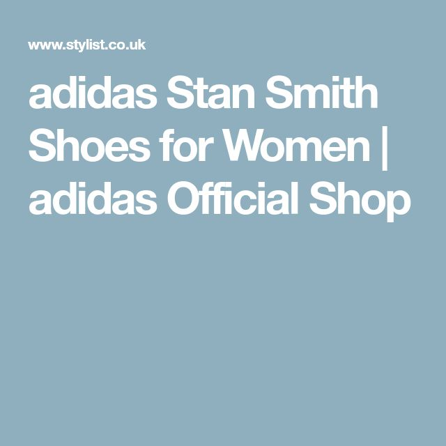 adidas Stan Smith Shoes for Women | adidas Official Shop