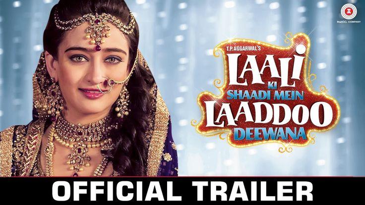 Laali Ki Shaadi Mein Laaddoo Deewana - Official Trailer | Akshara, Gurme...
