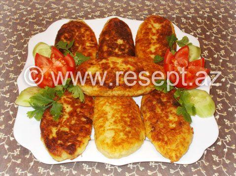 Kartof-qiymet pirojkisi