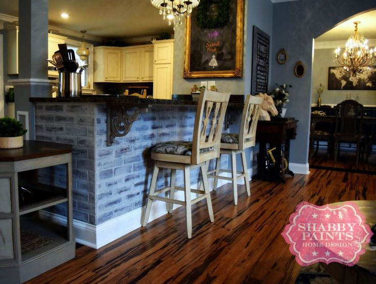 ohhhhhh.....i am doing this to my bar!   Add Old World Charm in Under An Hour and for Under $30.00