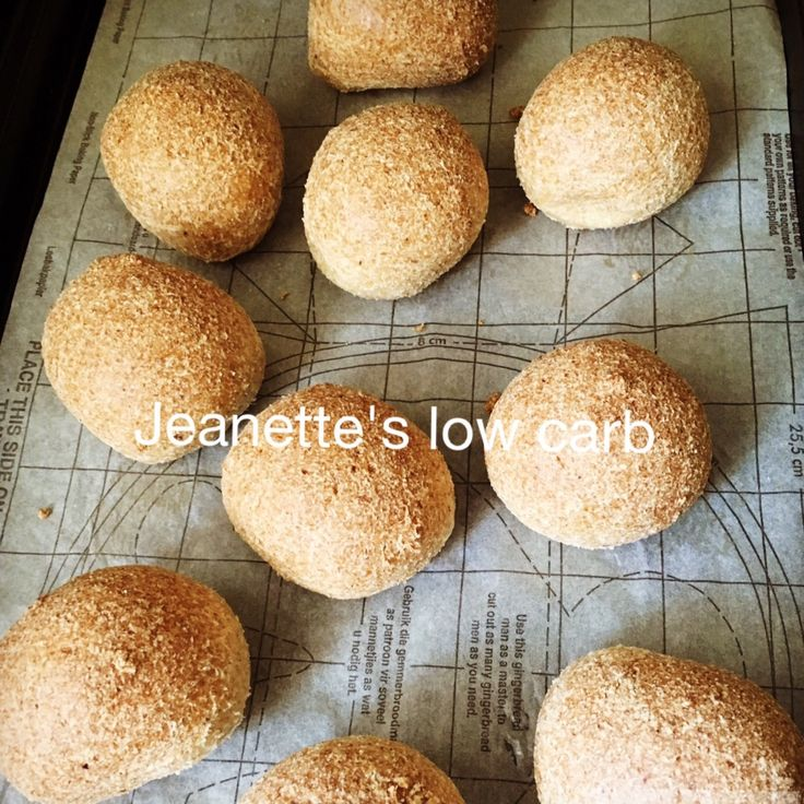 These buns are very light and fluffy and have an amazing texture… This recipe is from the very talented Maria Emmerich of Keto diet app, adapted somewhat by Diet Doctor, with a few additions …