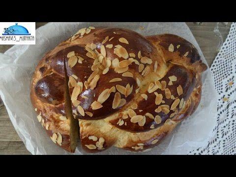 Harika kabarik PASKALYA Çöreği Tarifi (Bester Hefezopf)