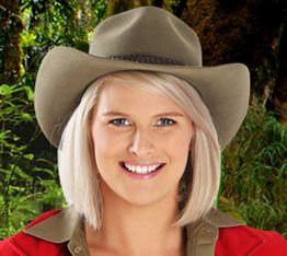 I'm a celebrity get me out of here Australia Leisel Jones Network Ten