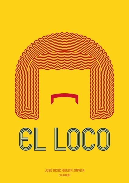 EL LOCO | José René Higuita Zapata