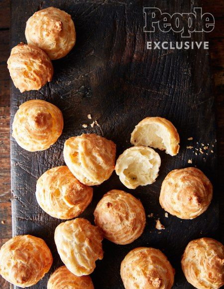 The restaurateur and star of PBS' The Mind of a Chef shares an easy holiday appetizer