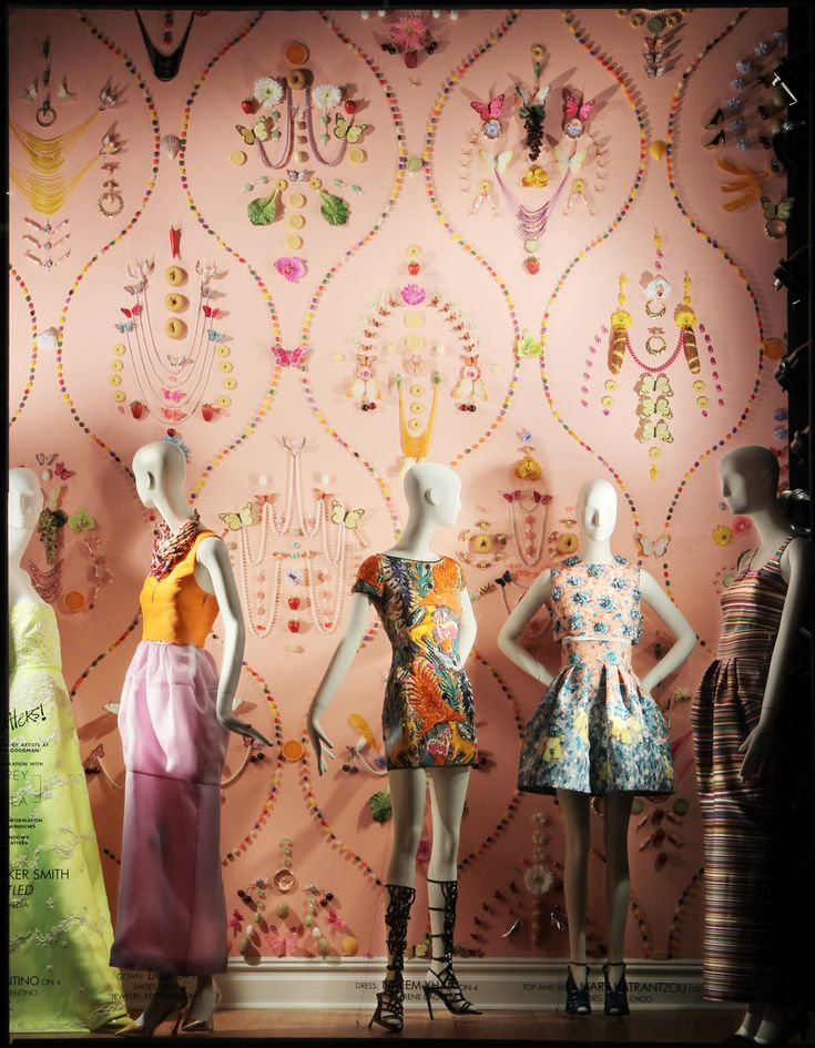 ART MATTERS: ADAM PARKER SMITH x Valentino, Dior, Naeem Khan, Mary Katrantzou and Dior | 5th at 58th