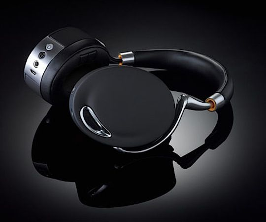 Phillipe Starck Headphones / THIS IS ZIK