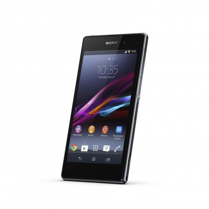 The Sony Xperia Z1