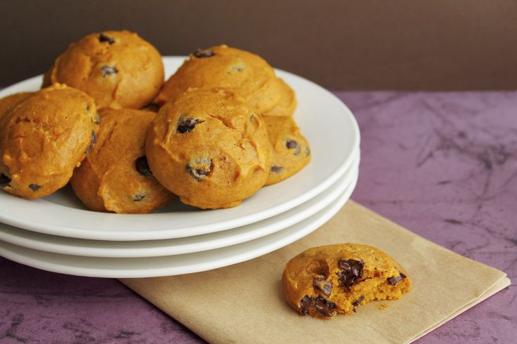 Try Dr. Mark Hyman's delicious and healthy Pumpkin Spice Cookies recipe with pecans and chocolate chips!