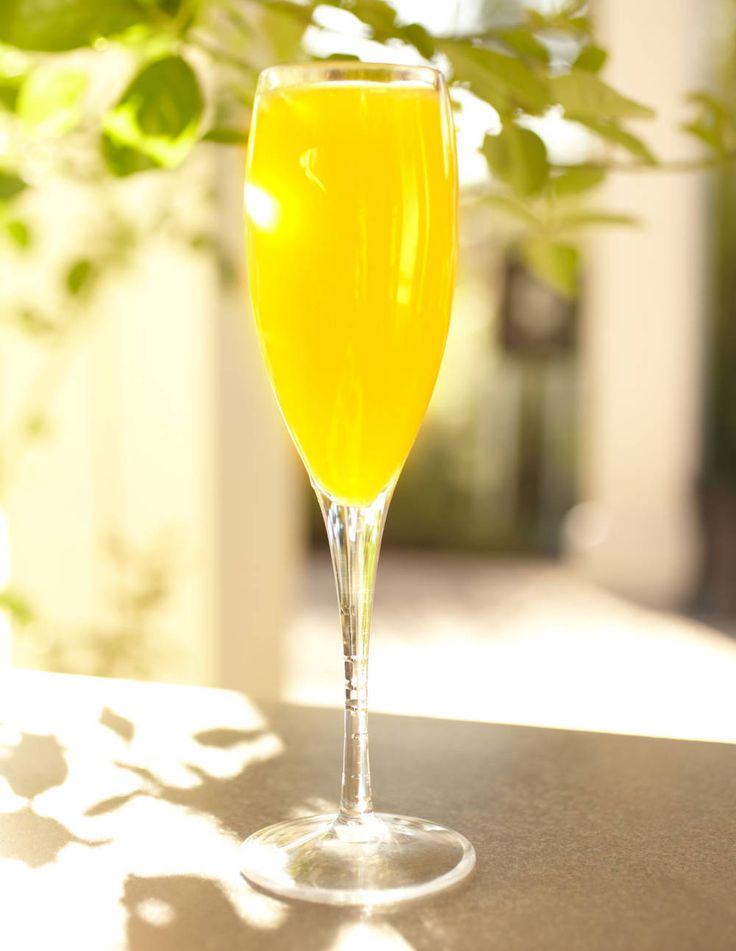 13 best images about champagne brunch on pinterest white for Champagne mixed drinks
