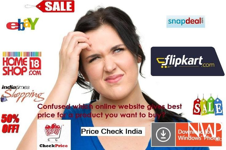 Find the best deal on Electronics & Consumer products using Price Check India - Nokia WP Blog