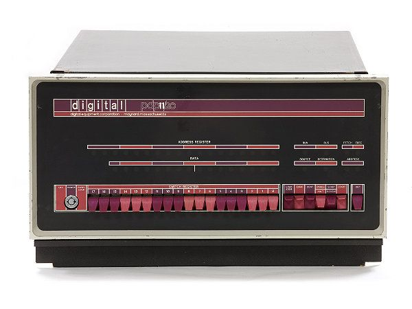 DEC PDP-11/20, 1970