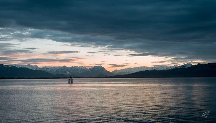 Lindau Germany Bodensee Lake Constance