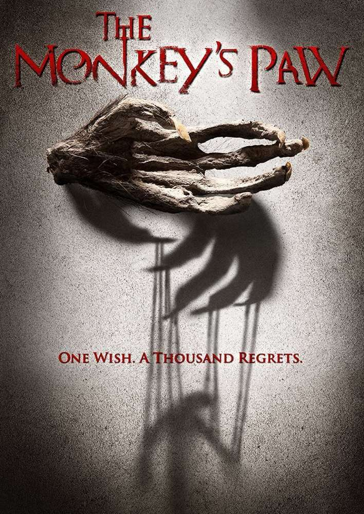 New: THE MONKEY'S PAW (Horror) DVD | DVDs & Movies, DVDs & Blu-ray Discs | eBay!